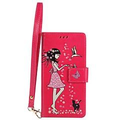 Case for sony xperia xa ultra xz чехол чехол карта держатель кошелек с подставкой светится в темном флип-чемоданном случае сексуальная