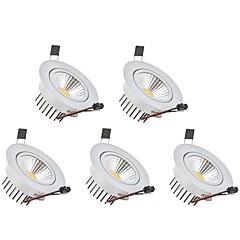 LED mélysugárzók Meleg fehér Hideg fehér LED Izzót tartalmaz 5 db.