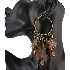 preiswerte Ohrringe-Damen Quaste Tropfen-Ohrringe / Anhänger - Freunde Personalisiert, Luxus, Einzigartiges Design Wie im Bild Für Weihnachts Geschenke / Party / Besondere Anlässe / überdimensional