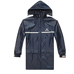 Regenjas PVC Namaaklinnen Allemaal Alle seizoenenEenvoudig Geurvrij Reflecterend Lichtgewicht Ademend Ultra Slim Kits Athletic Training