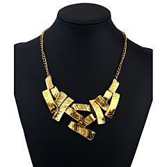 preiswerte Halsketten-Damen Anhängerketten / Statement Ketten  -  Personalisiert, Modisch Gold Modische Halsketten Für Geschäft, Alltag, Party