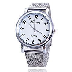 cheap Watch Deals-Women's Quartz Wrist Watch Military Watch Sport Watch Casual Watch Stainless Steel Band Luxury Creative Casual Unique Creative Watch