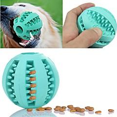 Katzenspielsachen Hundespielzeug Haustierspielsachen Kugel Kau-Spielzeug InteraktivesElasthan Futterspender Spaß American Football