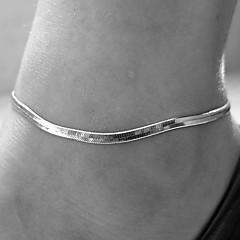 Γυναικεία Βραχιόλι αστραγάλου/Βραχιόλια Κράμα Μοντέρνα Animal Shape Κοσμήματα Για Καθημερινά Causal