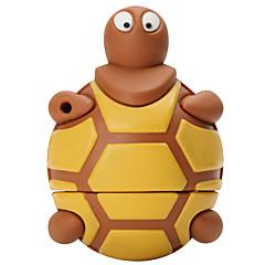 Heiße neue Karikaturschildkröten usb2.0 256gb Blitz-Antrieb u Scheibe Gedächtnisstock