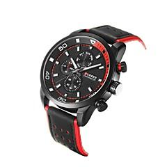 Ανδρικά Αθλητικό Ρολόι Στρατιωτικό Ρολόι Ρολόι Φορέματος Διάφανο Ρολόι Έξυπνο Ρολόι Μοδάτο Ρολόι Ρολόι Καρπού Μοναδικό Creative ρολόι