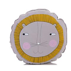 Plüschtiere Gefüllte Kissen Spielzeuge Kreisförmig Löwe Tiere Unisex Stücke