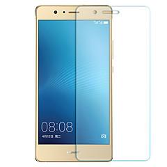 voordelige Screenprotectors voor Huawei-Screenprotector Huawei voor Gehard Glas 1 stuks Voorkant screenprotector 2.5D gebogen rand 9H-hardheid High-Definition (HD)