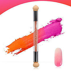 Pinpai New Nail Tools Single Gradient Pencil Shading Pencil Crayon Phototherapy Stippling Sponge Washable Double Head Wraps