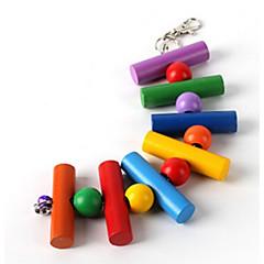 tanie -Zabawki Drewniany Tęczowy