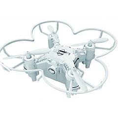 Drón 124+ 4 Csatorna 6 Tengelyes - LED Világítás Egygombos Visszaállítás Headless Mode 360 Fokos ForgásRC Quadcopter Távirányító USB