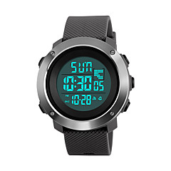 preiswerte Damenuhren-SKMEI Damen digital Digitaluhr / Armbanduhr / Militäruhr / Sportuhr Japanisch Alarm / Kalender / Chronograph / Wasserdicht / Großes