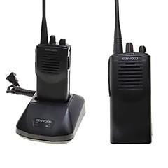 voordelige Walkietalkies-Walkie-talkie Draagbaar Waarschuwing Laag Batterijniveau Programmeerbaar via pc-software Spraakverzoek Encryptie Hoog/laag vermogen