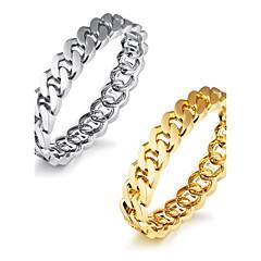 Damskie Bransoletki cuff Cyrkonia Klasyczny Modny Godny podziwu luksusowa biżuteria Cyrkon Pozłacane Pokryte różowym złotem Line Shape