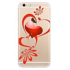 Недорогие Кейсы для iPhone 5-Чехол для iphone 7 7 плюс звуковой паттерн tpu мягкая задняя крышка для iphone 6 плюс 6 с плюс iphone 5 se 5s 5c 4s
