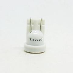 お買い得  カーアクセサリー-SENCART T10 車載 電球 SMD 3528 40lm 外部照明 For ユニバーサル