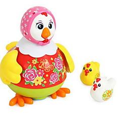 Zabawka nakręcana Zabawki Kura Zabawki Tworzywa sztuczne Sztuk Nie określony Prezent