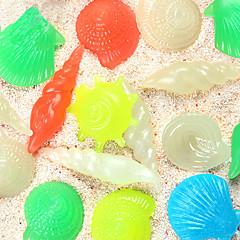 Aquarium Decoration Ornament Luminous Plastic