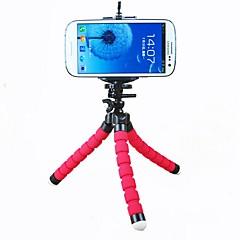 abordables Trépieds, Monopieds & Accessoires-3 Sections Trépied de téléphone portable