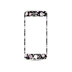 Szkło hartowane Screen Protector na Apple iPhone 7 Plus Folia ochronna całej zabudowy Twardość 9H Przeciwwybuchowy Wzorki Odporne na