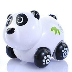 Αυτοκίνητο έλκυσης προς τα πίσω/Αυτοκίνητο αδράνειας Κουρδιστό παιχνίδι Παιχνίδια Ζώο Πλαστικά Κινούμενα σχέδια Κομμάτια Δεν καθορίζεται