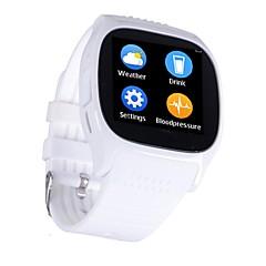 Smart armbånd Brændte kalorier Skridttællere Video Træningslog Sport Pulsmåler Touch Screen Distance Måling Information Kamerakontrol