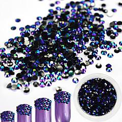 1 Nail Art dekoráció strasszos gyöngy smink Kozmetika Nail Art Design