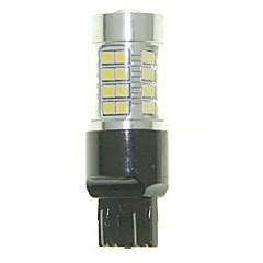 baratos -Sencart 1pcs 7443 w21 w3x16q lâmpada levou lâmpadas de luz de luz de sinal de mudança de carro (branco / vermelho / azul / branco morno)