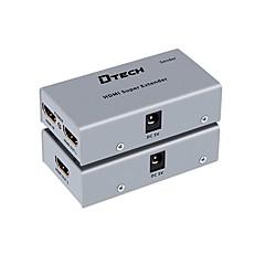 preiswerte Kabel & Adapter-HDMI 1.4 Schalter, HDMI 1.4 nach HDMI 1.4 / RJ45 Schalter Buchse - Buchse 1080P