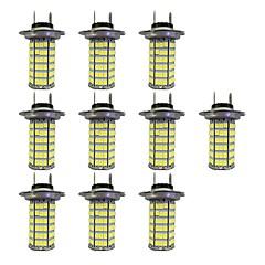 Недорогие Противотуманные фары-H7 Автомобиль Лампы 4W W SMD 3528 385lm lm Светодиодные лампы Противотуманные фары