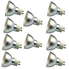 preiswerte LED-Birnen-10 Stück 3W 280lm LED Spot Lampen 30 LED-Perlen SMD 5050 Dekorativ Warmes Weiß Kühles Weiß 12V