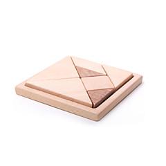 Bildungsspielsachen Holzpuzzle Spielzeuge Dreieck andere friut Unisex Stücke
