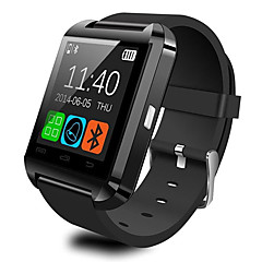 preiswerte -u8 smartwatch Uhr bluetooth Antwort und wählt das Telefon passometer Einbrecher Alarm funcitons