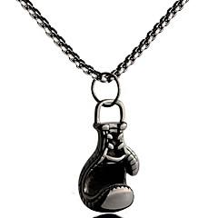 Муж. Жен. Ожерелья с подвесками Бижутерия Геометрической формы Сплав Винтаж Панк Хип-хоп Rock Готика Pоскошные ювелирные изделия Бижутерия