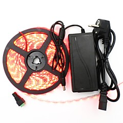 olcso Szalagfény készlet-50W Világítás készletek 6000 AC 100-240 5m 300 led Meleg fehér Fehér Piros Sárga Kék Zöld