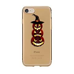 ケースfor iphone 7 6 halloween tpuソフトウルトラシンカバーケースカバーiphone 7 plus 6 6s plus se 5s 5 5c 4s 4