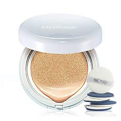 Base Corretivo BB Cream Molhado Creme Gloss Colorido Cobertura Longa Duração Corretivo Natural Olhos Rosto Lábios Natural Ivory