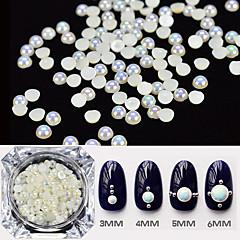 voordelige -1 Nagelkunst decoratie Strass parels make-up Cosmetische Nagelkunst ontwerp