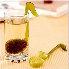 2db megjegyezhető tsp zenei teáskanál tea / jegyzetek teszik tea partnere kiváló minőségű