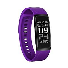 olcso Okos órák-yy c7s férfi női bluetooth okos karkötő / smartwatch / sport lépésszámláló ios android telefon