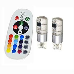 Jiawen flash de flash do carro luz de advertência 3w flash flash flash desvanecer-se controle remoto macio colorido led clearance lâmpada