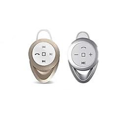 halpa Korvakuulokkeet (tulppakuulokkeet, korvansisäiset)-Cwxuan Langaton Kuulokkeet Muovi Ajaminen Kuuloke Mini Äänenvoimakkuuden säätö Mikrofonilla kuulokkeet