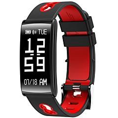 hhy nou hm68 inteligent bratara presiune sangvina sange oxigen ritm cardiac exercitiu somn monitorizare sms impermeabil anti pierdut