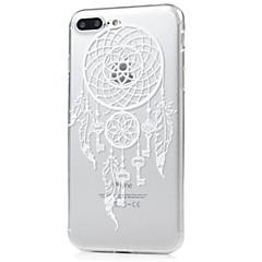 Назначение iPhone X iPhone 8 Чехлы панели Ультратонкий С узором Задняя крышка Кейс для Ловец снов Мягкий Термопластик для Apple iPhone X