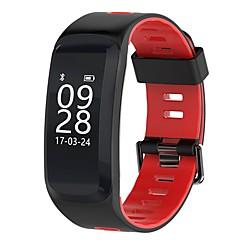 hhy νέα no.1 f4 smart wristbands πίεση αίματος οξυγόνο παρακολούθηση καρδιακού ρυθμού ip68 αδιάβροχο βραχιόλι μια ποικιλία τρόπων κίνησης