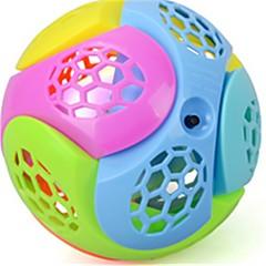 abordables Balones y accesorios-Pelotas Juguete de fútbol Juguetes Redondo Fútbol Americano Sonidos Plástico blando Niños Unisex Piezas