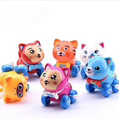 교육용 장난감 태엽 장난감 장난감 자동차 장난감 오리 동물 플라스틱 조각 규정되지 않음 선물