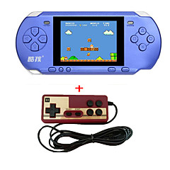 rs-15 klassisk retro spelkonsol handhållen bärbar 3.25 mer 300 spelficka gratis patron 2: a spelare controller