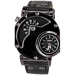 preiswerte Tolle Angebote auf Uhren-Oulm Sportuhr Sender Armbanduhren für den Alltag, Cool Schwarz / Ein Jahr / SSUO LR626