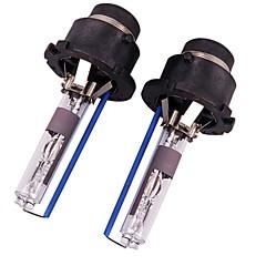 1pair высокая конфигурация автомобиля оригинальный пучок освещения d4r 8000k спрятанный ксеноновая лампа